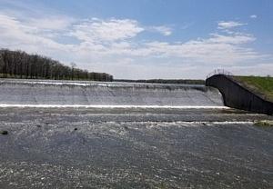 Lake Taylorville Dam