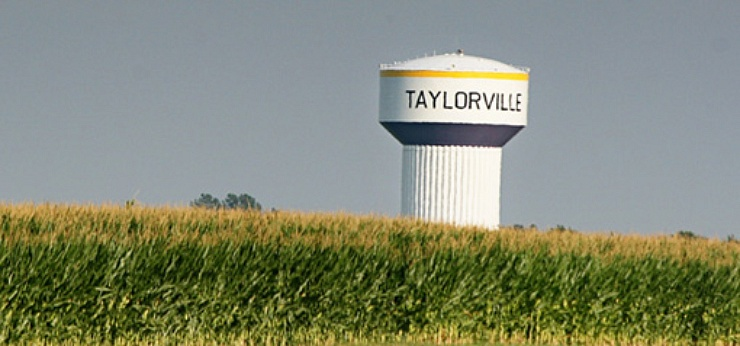 Taylorville Water Tower