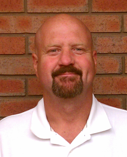 Water Superintendent David Speagle